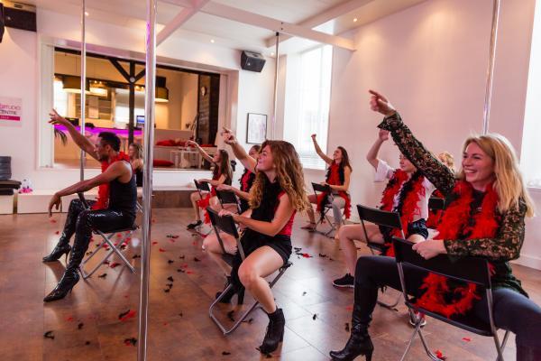 Workshop Burlesque in Haarlem